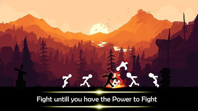 Stickman Shadow: Ninja Wild Warriors Fighting Game screenshot 6