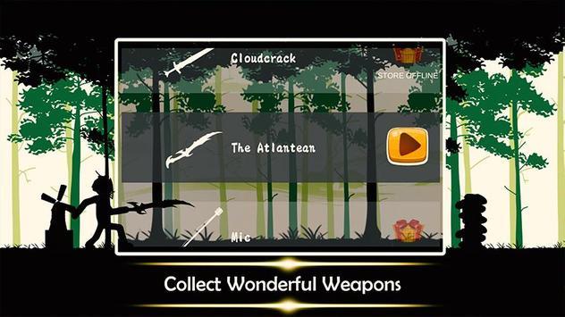 Stickman Shadow: Ninja Wild Warriors Fighting Game screenshot 9