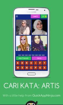 Cari Kata Artis screenshot 3