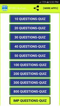 SPHR Human Resources Exam screenshot 7