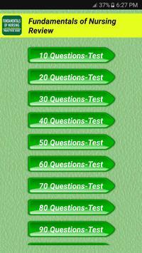 Fundamentals of Nursing Review screenshot 7