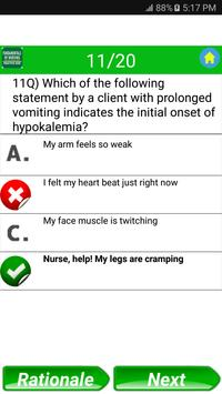 Fundamentals of Nursing Review screenshot 17