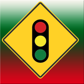 Global Traffic Sign icon