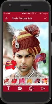 patiala shahi turban suite Photo Videos screenshot 1