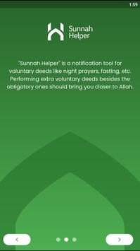 Sunnah Helper screenshot 1