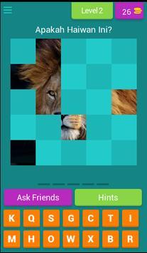 Puzzle Haiwan screenshot 2
