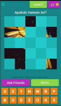 Puzzle Haiwan screenshot 3
