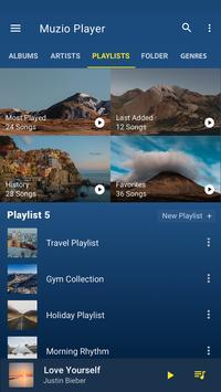 مشغل موسيقى - مشغل لملفات الـMP3 تصوير الشاشة 3