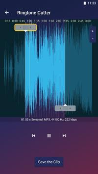 مشغل موسيقى - مشغل لملفات الـMP3 تصوير الشاشة 7