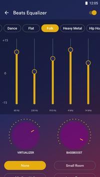 مشغل موسيقى - مشغل لملفات الـMP3 تصوير الشاشة 5