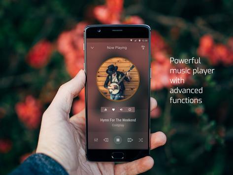 مشغل موسيقى - مشغل لملفات الـMP3 تصوير الشاشة 12