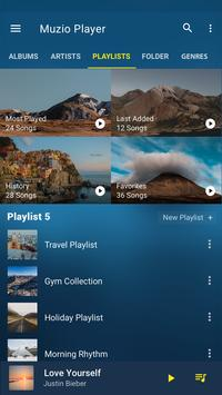 Trình phát nhạc - Trình chơi MP3 ảnh chụp màn hình 3