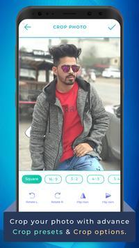 Smart Men Photo Editor screenshot 1
