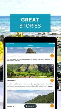 Oahu GPS Driving & Walking Tour screenshot 14
