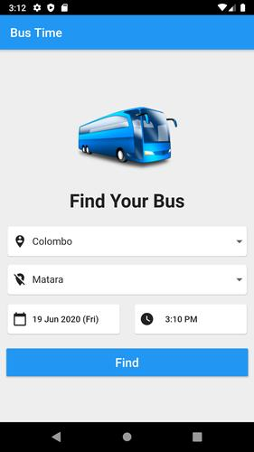 Highway Bus Schedule Sri Lanka For Android Apk Download