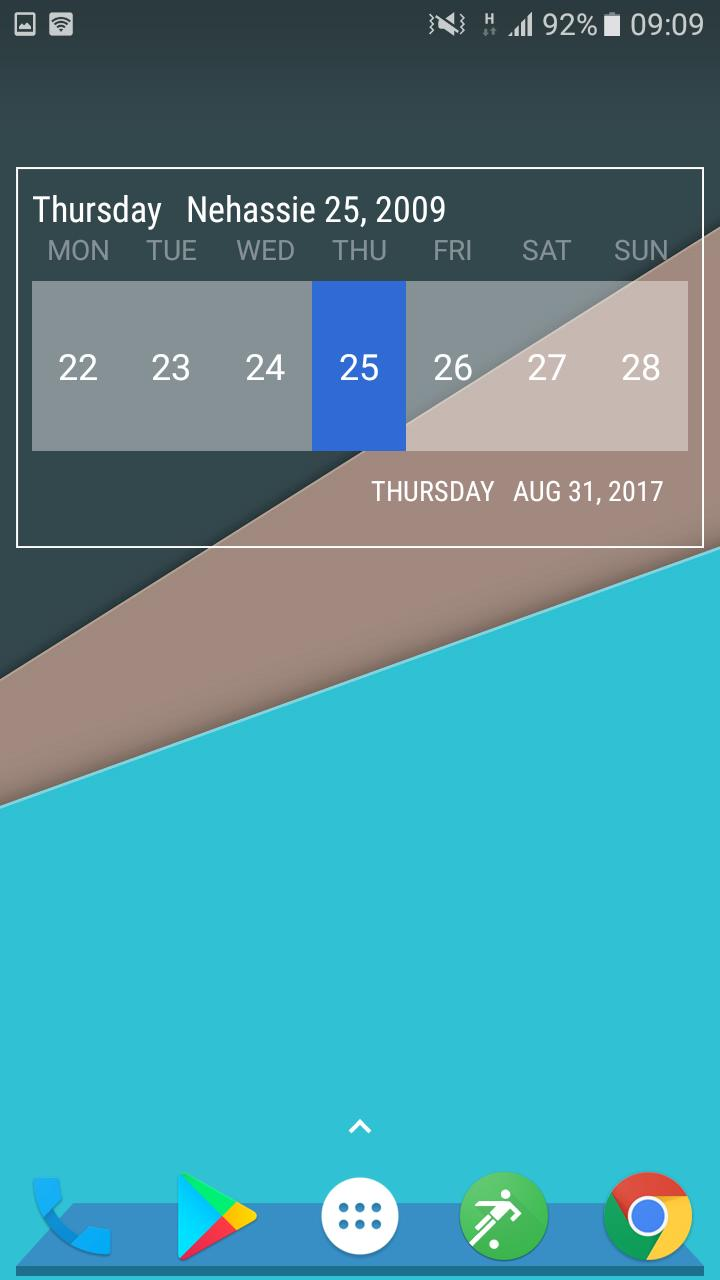 Ethiopian Calendar (ቀን መቁጠሪያ) for Android - APK Download