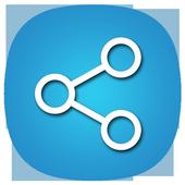 Share App & Wifi File Transfer icon