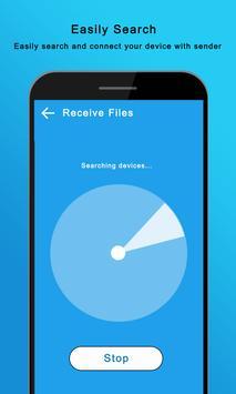 Share App & Wifi File Transfer screenshot 2