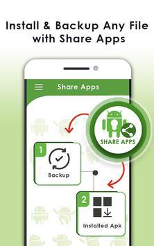 Share Apps - APK Transfer poster