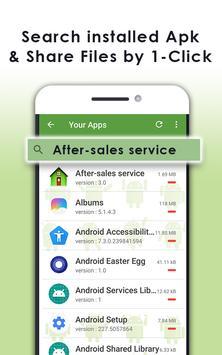 Share Apps - APK Transfer screenshot 1