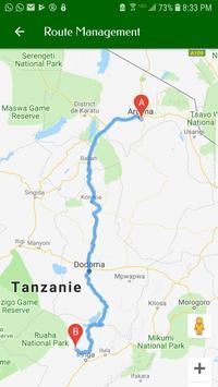 Tanzania Carpooling screenshot 4