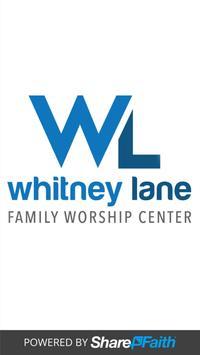 Whitney Lane FWC poster