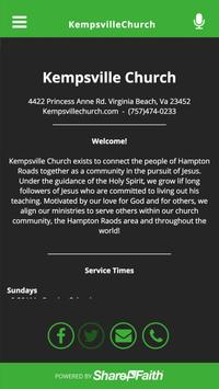 KempsvilleChurch screenshot 1