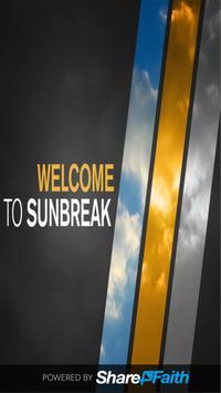 Sunbreak Baptist Church poster