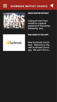 Sunbreak Baptist Church screenshot 1
