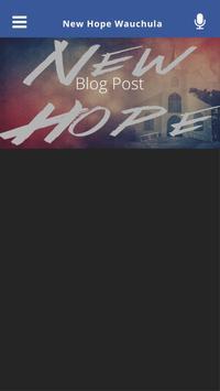 New Hope screenshot 2