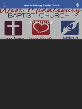West Middlebury Baptist Church screenshot 7