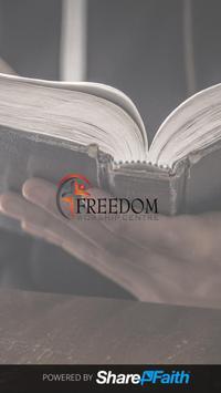 Freedom Worship Centre, Arborg poster