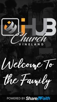iHUB Vineland poster