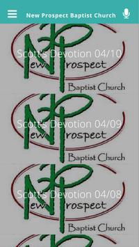 New Prospect Baptist Church screenshot 4