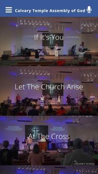 Calvary Temple Assembly of God screenshot 1