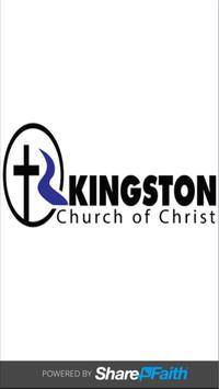 Kingston Church of Christ poster