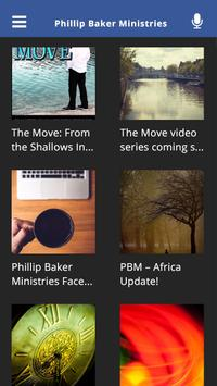 Phillip Baker Ministries screenshot 2