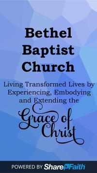 Bethel Church of Midlothian poster