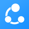 SHARE Go : File Transfer & Share App أيقونة