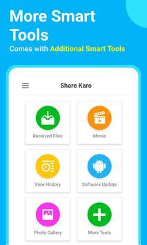 SHARE Go : Share Apps, File Transfer, Share скриншот 5