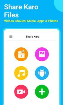 SHARE Go : Share Apps, File Transfer, Share скриншот 1