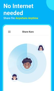 SHARE Go : Share Apps, File Transfer, Share скриншот 3