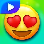 Animated Emoji icon