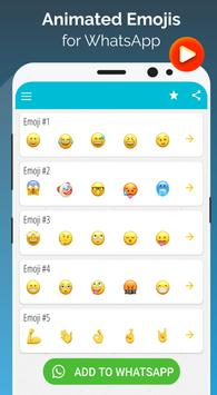 Animated Emoji screenshot 2