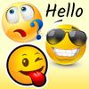 💚 WeSmile WAStickerApps 😊 Лучший смайлик иконка