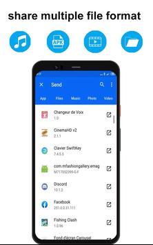 Share Me PC - sharing & data transfer app screenshot 13