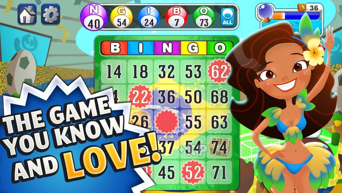 Bingo™: World Games poster