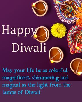 Deepavali Wishes & Frames screenshot 7