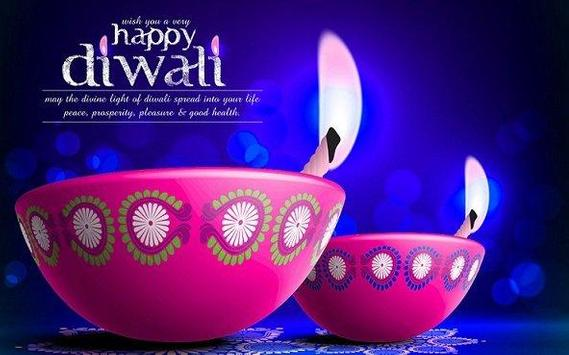 Deepavali Wishes & Frames screenshot 1