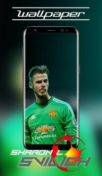 🔥 De Gea Wallpaper HD 4K screenshot 3